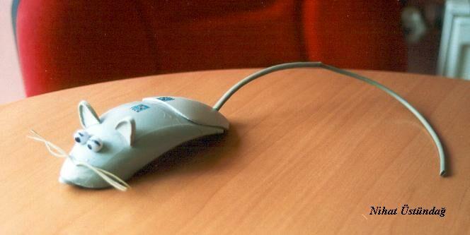 Делаем компьютерную мышь своими руками